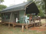 Kruger Safari tent